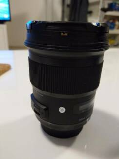 Sigma 50mm f/1.4 Art for Nikon F mount