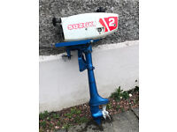 Suzuki DT2 Short Shaft Outboard Engine