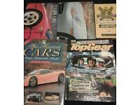 Books cars