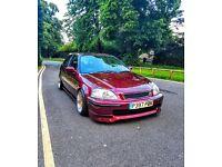 Civic Ek4 vti b16a2