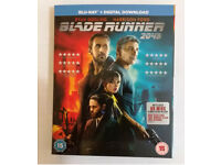 Blade Runner 2049 Blu-ray.