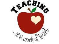 *Qualified teachers* Maths, English and Science tuition