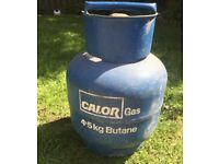 4.5 KG Calor Gas Bottle Full.