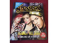 N-Dubz Against All Odds Hard Back Book. Can post