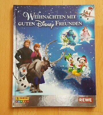 n Disney Freundnen- Panini Sammelalbum (Weihnachten Sammelalbum)