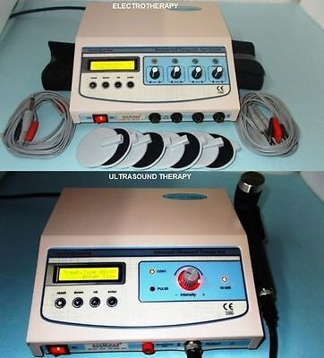 New Ultrasound Therapy Electrotherapy Lcd Display Machine Zxtr