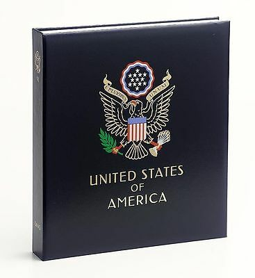 DAVO 8431 USA Hingeless Album 1847-1944