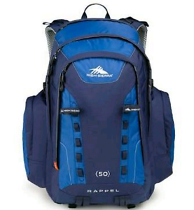 High Sierra Rappel 50 hiking Rucksack backpack and more Ascot Brisbane North East Preview