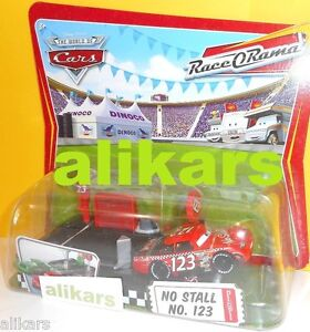 Launchers - No Stall Launcher Piston Cup racer #123, Pit Race-Off Disney Cars - Nowy Sacz, Polska - Returns accepted. All goods are sold as new and in good condition. Please contact us as soon as possible if you change your mind. We can then make arrangements for its return. Any questions please ask and we will do our best to answer. - Nowy Sacz, Polska