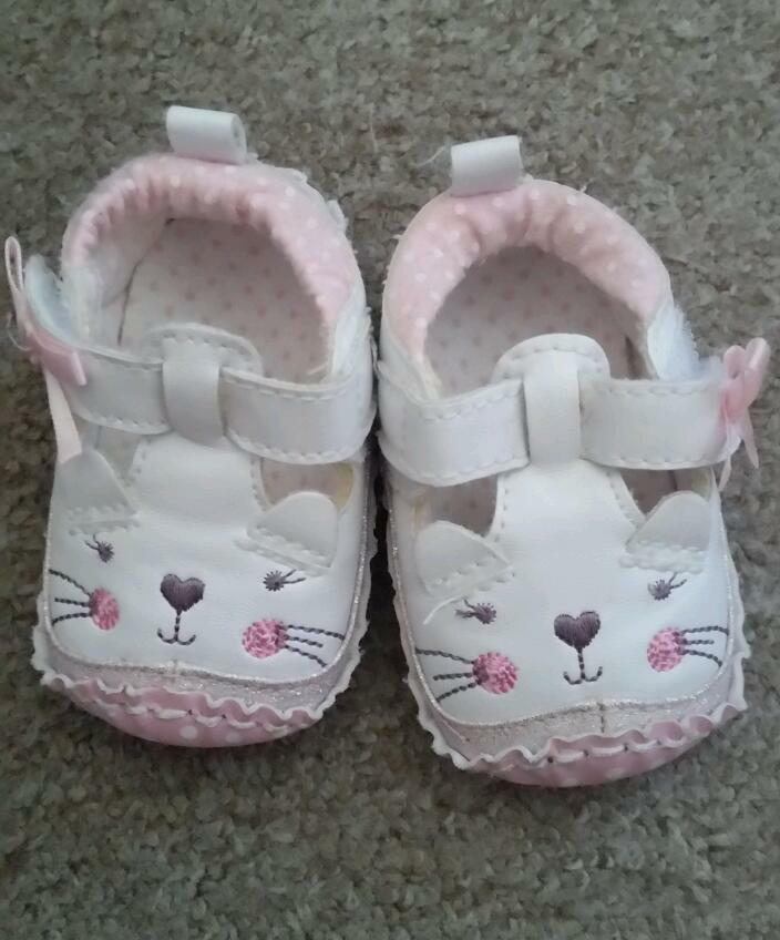 baby shoes first size 1