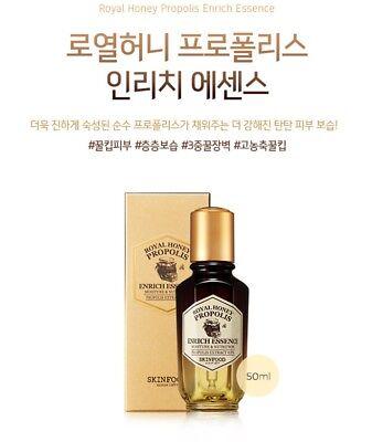 - [SKINFOOD] Royal Honey Propolis Enrich Essence 50ml Skin Protection Moisturizing