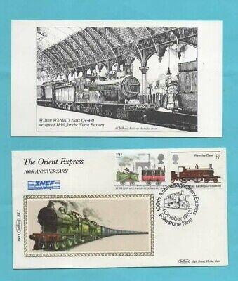 Benham Railway Series  1983 - The Orient Express 100th Anniversary