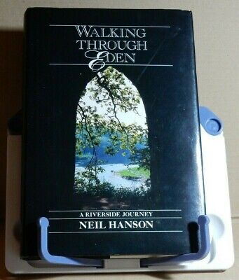 """""""Walking Through Eden""""; signed by the author Neil Hanson and published in 1990 for sale  Shipping to South Africa"""