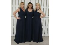 Navy Multiway Bridesmaid Dress