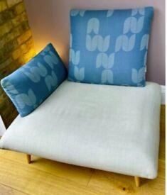 Habitat Naoko chair (modern style - Euston)