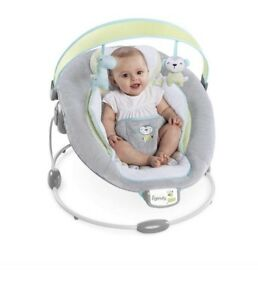Ingenuity Gentle Soothe and relax bouncer in Savvy Safari