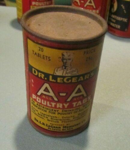 Vintage Dr. LeGear