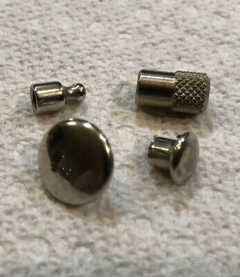 4 New Starrett Dial Indicator 196 196b Contact Points