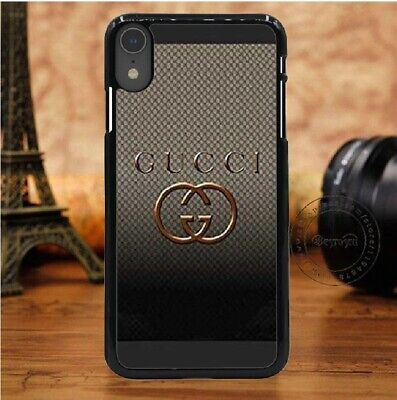 Cover Phone Case iPhone 7 Plus 8 X XR XS Guccy411xCases 11 Pro Max D09 Texture
