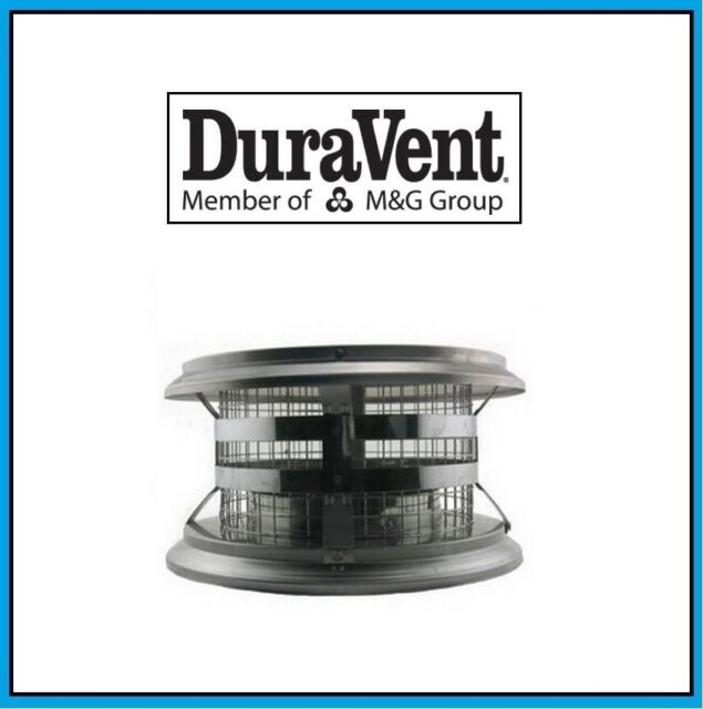 Duravent 6dt Vc Class A 6 Inch Duratech Vent Pipe Chimney