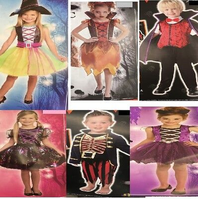 Best Boy Costumes For Halloween (BOYS GIRLS KIDS HALLOWEEN DRESSES FUNKY OUTFITS NEW DESIGNS FOR CHILDREN)