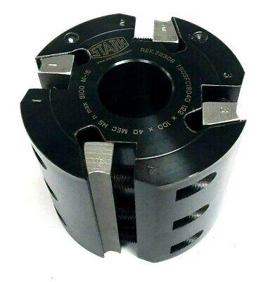 Wadkin Moulding Cutter Block -122 Dia X 40 Bore Z4 X 100mm Wide - Quality