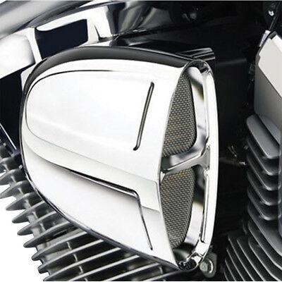 Cobra Chrome Powrflo Air Cleaner Intake for 2017-2018 Harley Touring