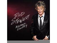 ROD STEWART TICKETS - TUESDAY 29TH NOVEMBER 2016