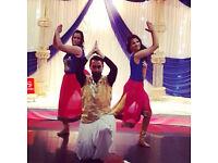 ASIAN BOLLYWOOD DANCERS, BHANGRA DANCERS, ASIAN DANCERS - MEHNDI, WALIMAA, WEDDING, BIRTHDAY PARTIES