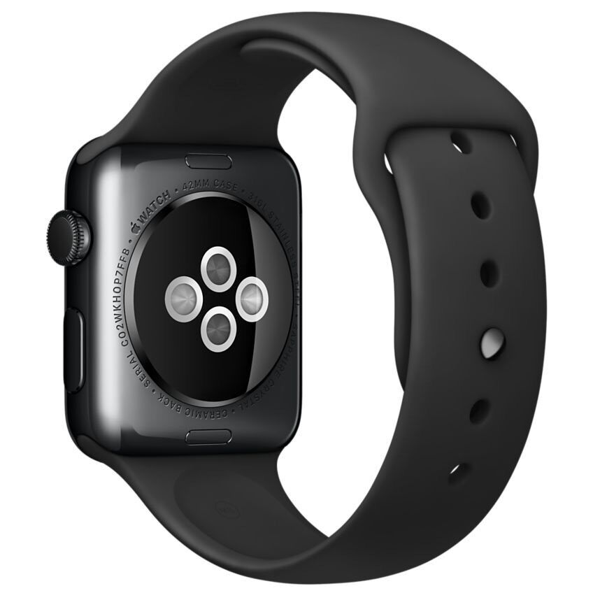 Apple Watch 42mm Space Black Stainless Steel Boxed with Warranty and Receipt In Mint Conditionin LondonGumtree - Apple Watch 42mm Space Black Stainless Steel Boxed with Warranty and Receipt In Mint Condition