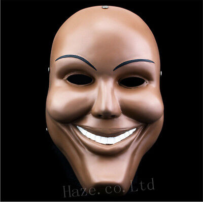 La purge Horreur Chic S'habiller Lutte Halloween Masque Coutume Cosplay](Coutume Halloween)