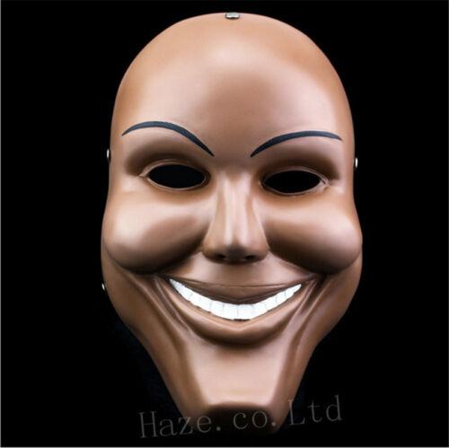 The Purge Movie Horror Fancy Dress Up Wrestling Halloween Mask  Props Hot sale