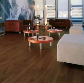 American Walnut 8mm Laminate Flooring Absolutely Stunning Flooring & Price! Over 60m2 Available Now!