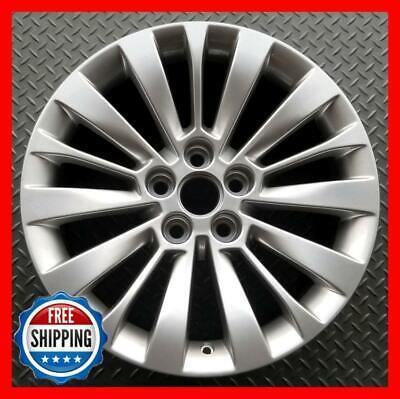 """CADILLAC CTS 2014-2019 Factory OEM Wheel 18"""" Rim 4715 Hyper Silver #R"""