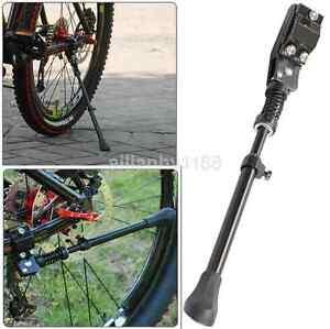 Adjustable Bicycle Kickstand Cycling Mountain Bike Rear Size Kick Stand 24