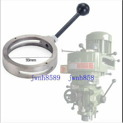 Set Milling Machine Part Clutch Speed Adjust Handle Cam Ring For Bridgeport