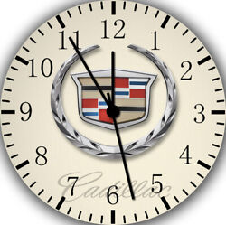 Cadillac Frameless Borderless Wall Clock Nice For Gifts or Decor G04
