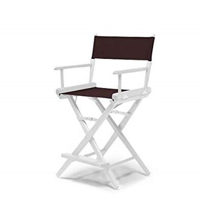 Dining Height Director Chair - Telescope Casual World Famous Director Chair Wood - Dining Height