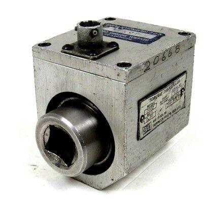 Used Gse 2062 Torque Transducer