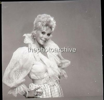 EVA GABOR Harry Langdon Negative w/rights H721