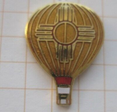 NEW MEXICO / ALBUQUERQUE ...........Ballon-Pin (169a)