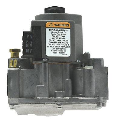 honeywell gas control valve manual