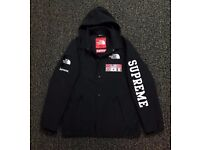 Supreme x North Face Expedition (Black)