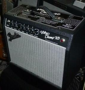 Fender Vibro Champ XD ***Full Lampe***
