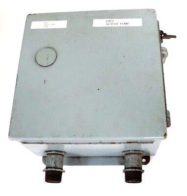 Hoffman A-10106ch Enclosure Jic Box Type 12 10x10x6 A10106ch