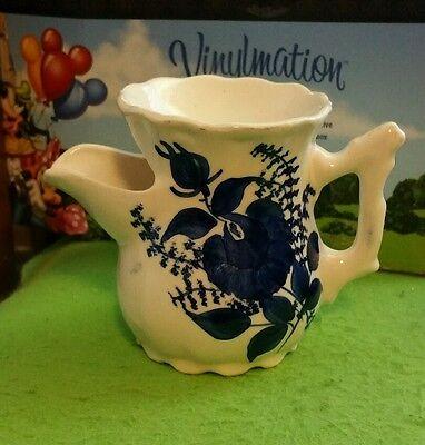 Vintage Hand Painted Porcelain Creamer