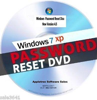 Password Reset Or Remove System Login Password