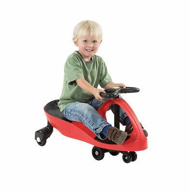 The Original PlasmaCar by PlaSmart – Red – Ride On Toy