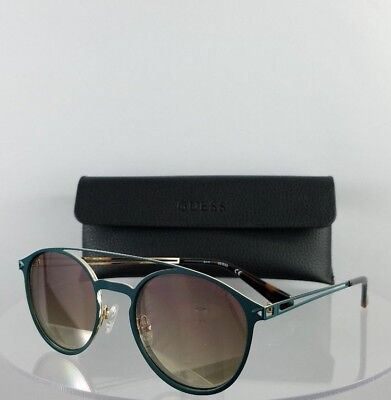 Brand New Authentic Guess Sunglasses GU6921 88F Green Gold Frame 6921