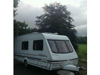 Swift challenger 2001 4 berth
